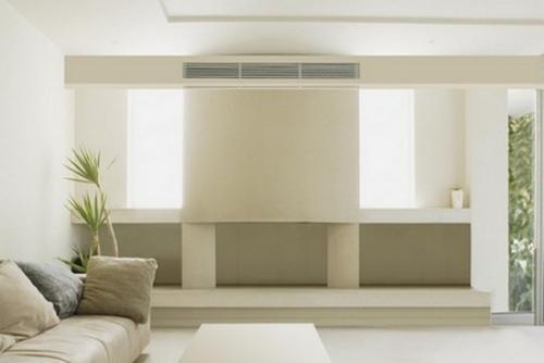 新房暖气空调新风施工安装